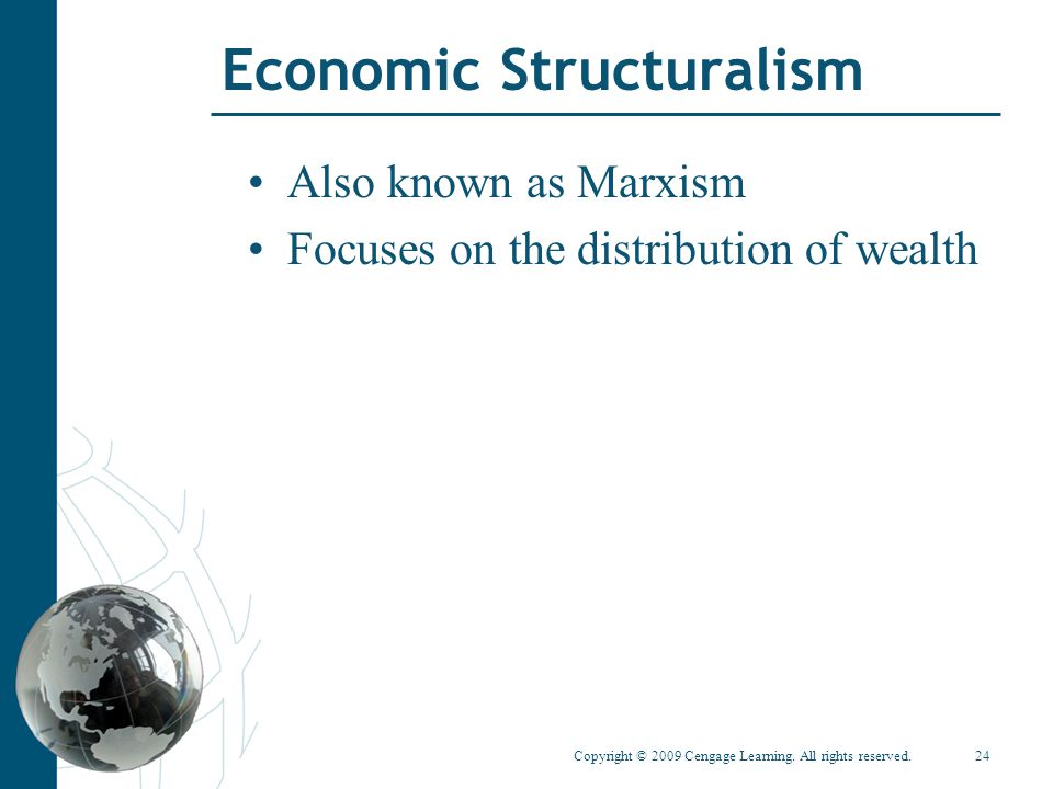 Economic Structuralism