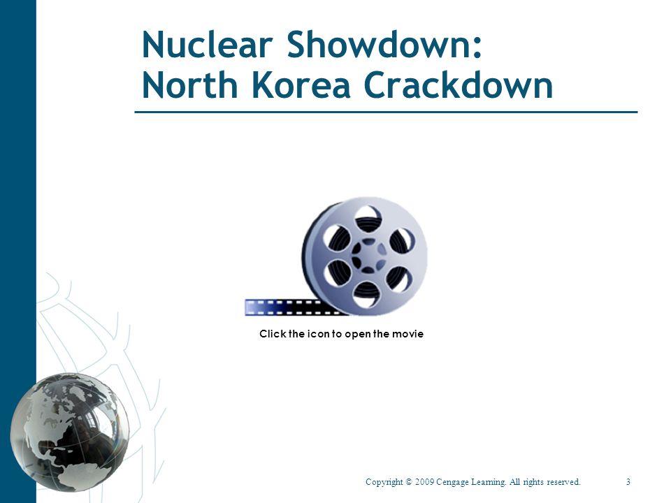 Nuclear Showdown: North Korea Crackdown