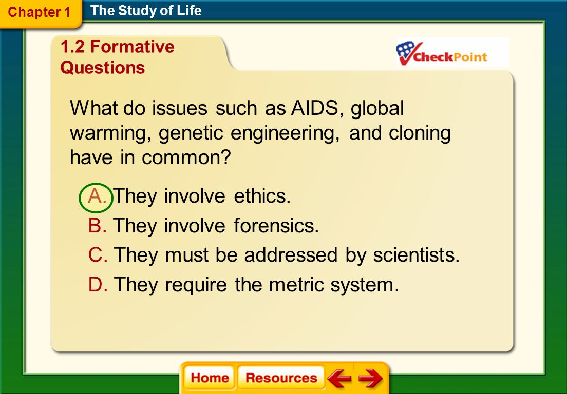 What do issues such as AIDS, global