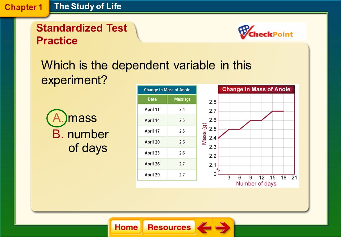 Which is the dependent variable in this experiment