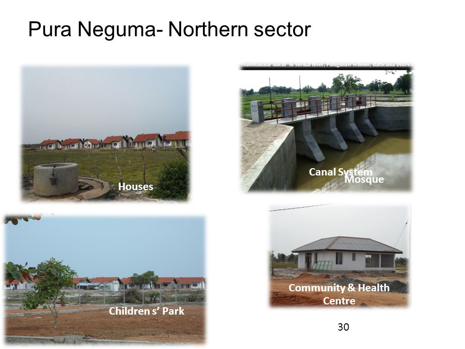 Pura Neguma- Northern sector