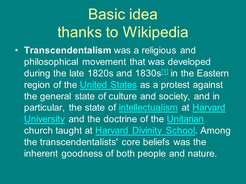 Basic idea thanks to Wikipedia
