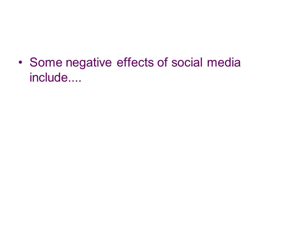 negative effects of social media on students academic performance pdf