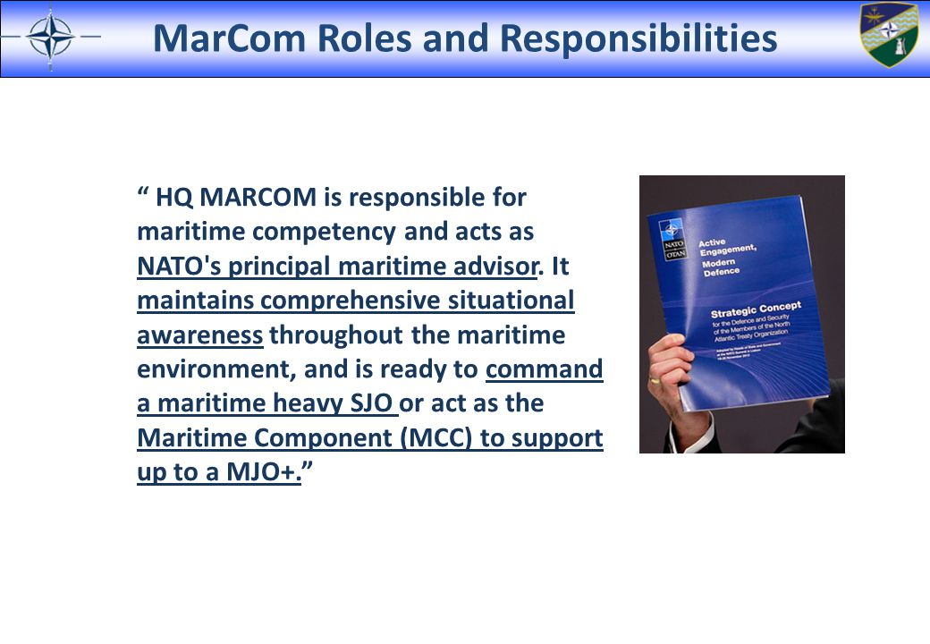 MarCom Roles and Responsibilities