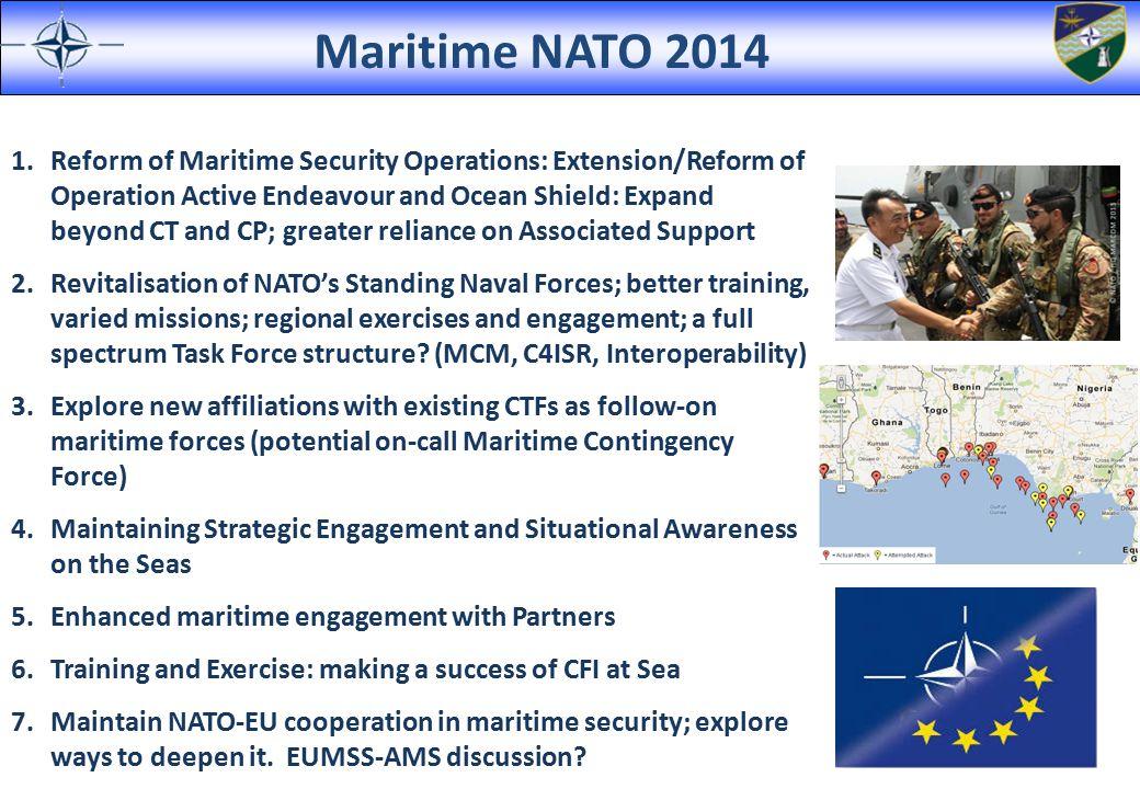 Maritime NATO 2014