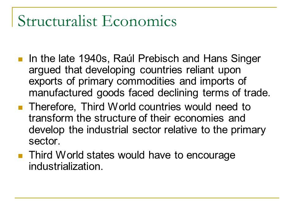 Structuralist Economics