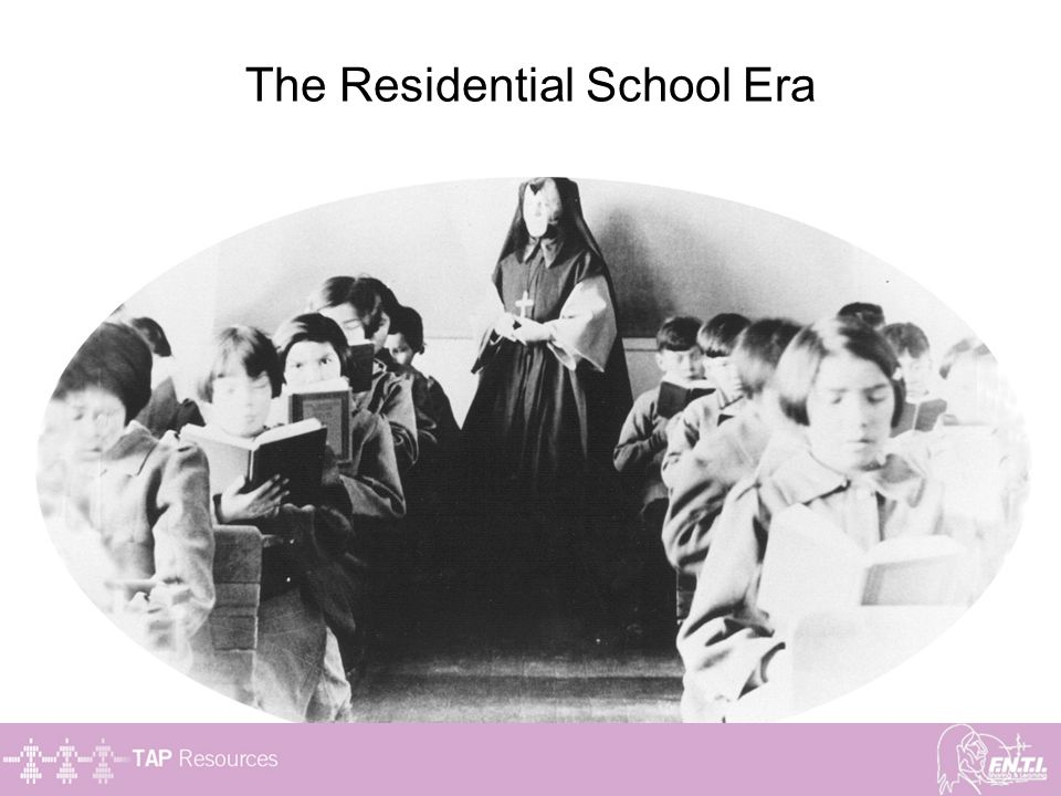 The Residential School Era
