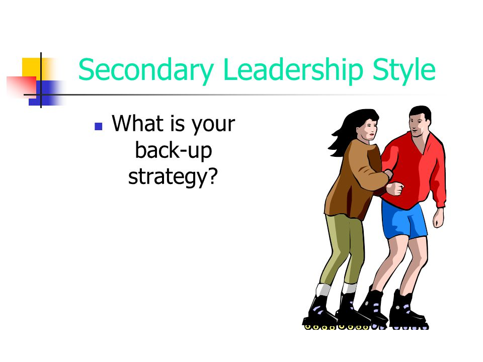 Secondary Leadership Style