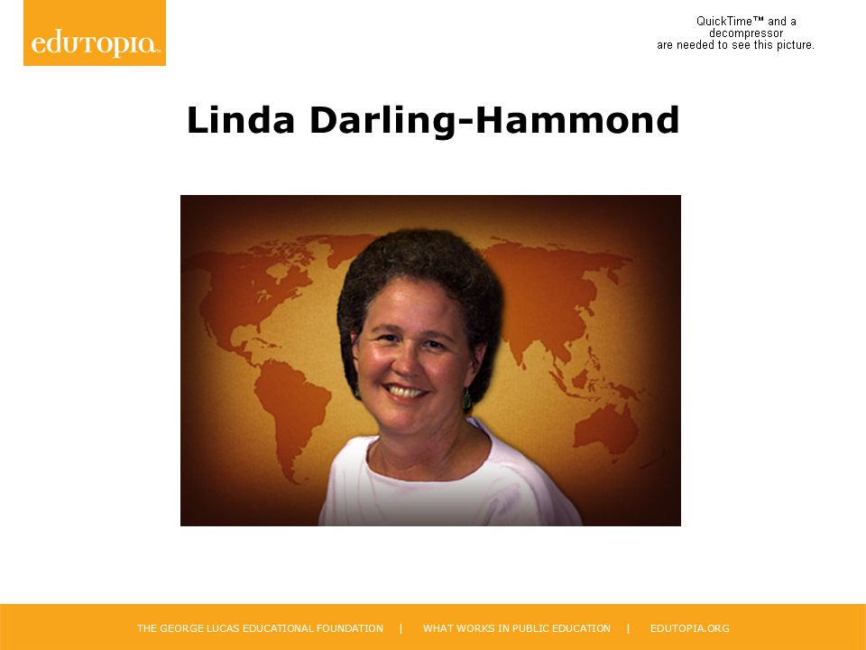 Linda Darling-Hammond