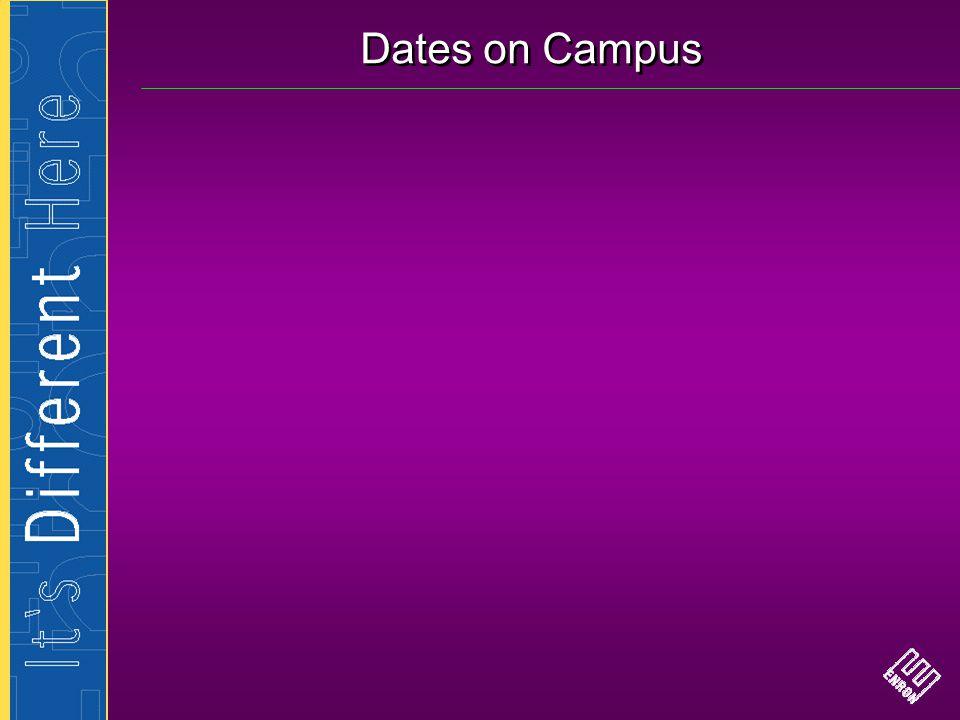 Dates on Campus