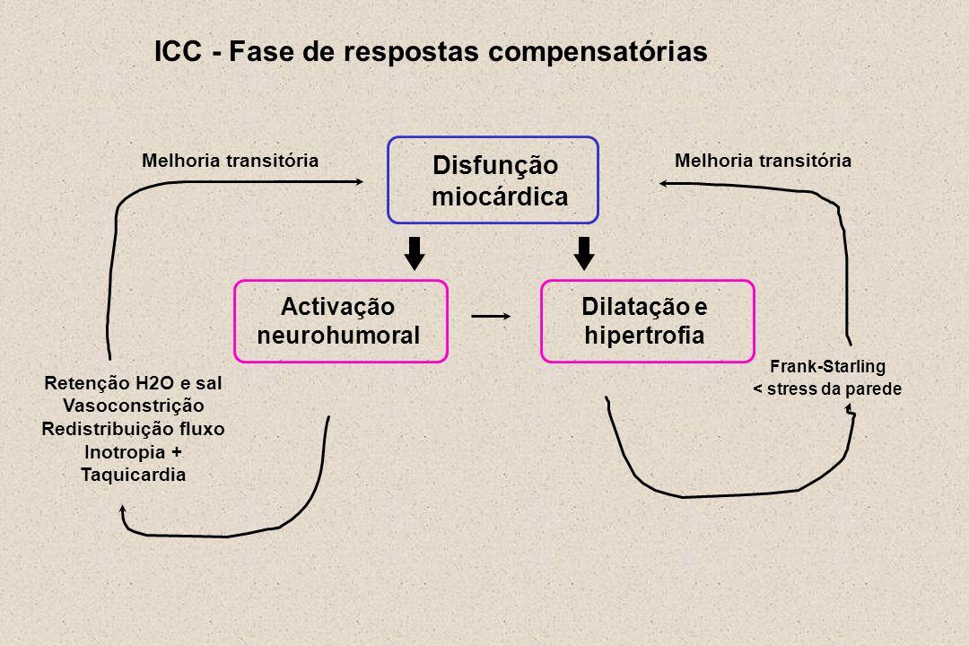 ICC - Fase de respostas compensatórias