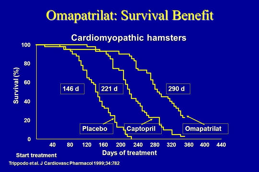 Cardiomyopathic hamsters