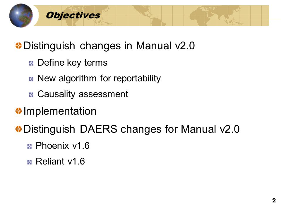 Distinguish changes in Manual v2.0