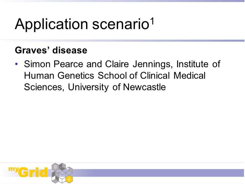 Application scenario1 Graves' disease