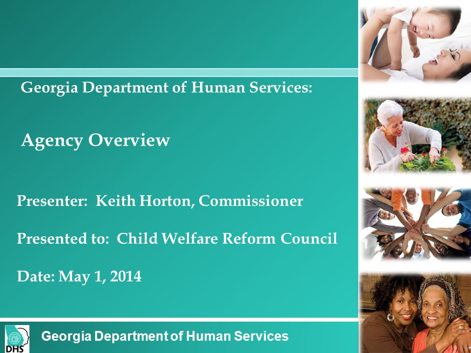 social service agency overview