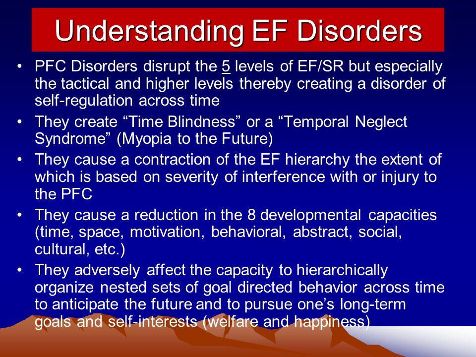 Understanding EF Disorders