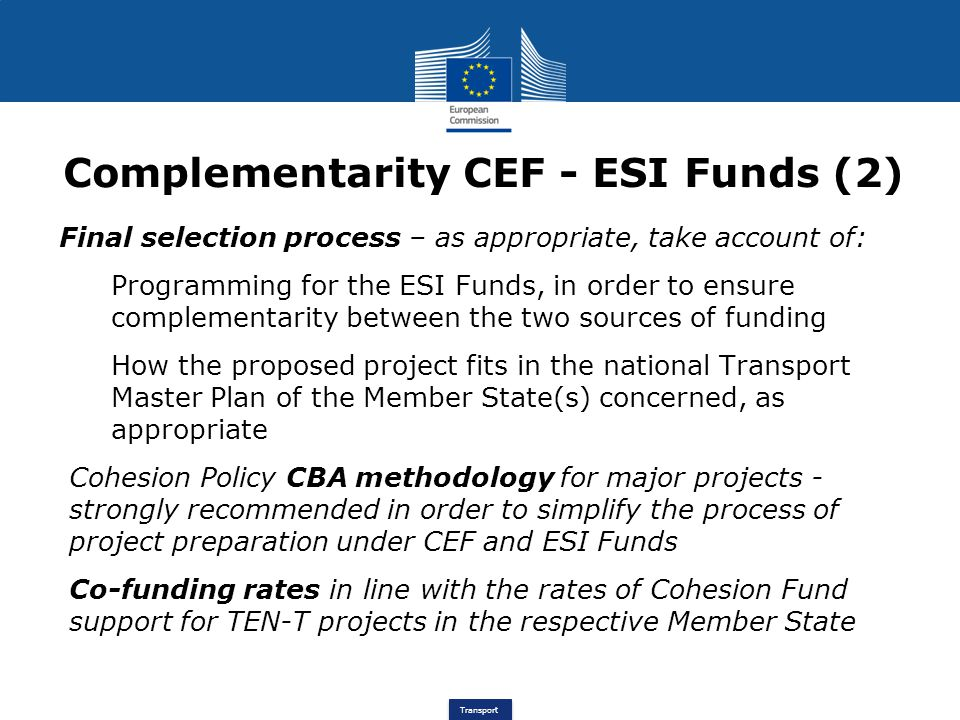 Complementarity CEF - ESI Funds (2)