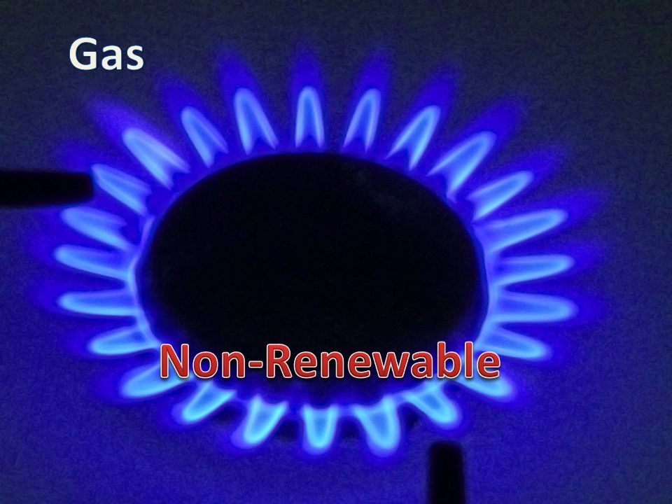 Gas Non-Renewable