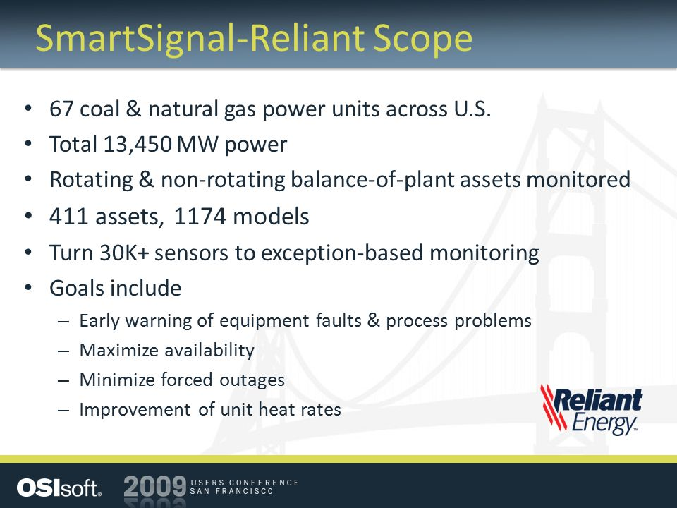 SmartSignal-Reliant Scope