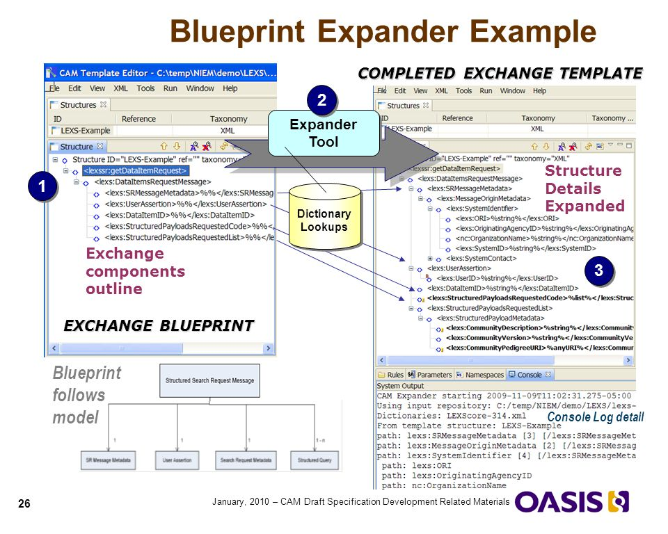 Blueprint Expander Example