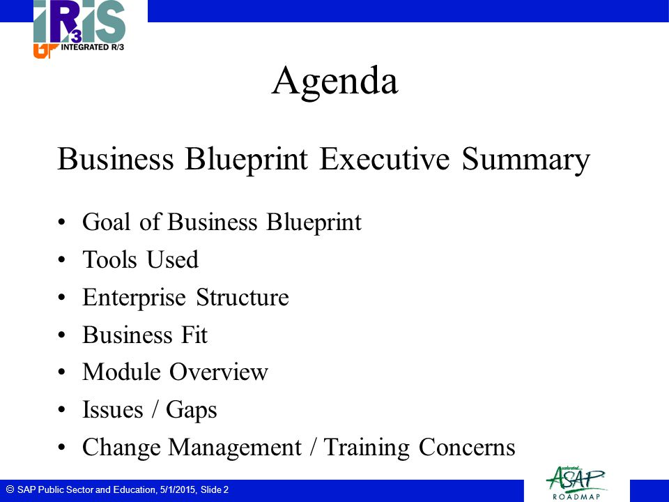 The university of tennessee human resources business blueprint agenda business blueprint executive summary goal of business blueprint malvernweather