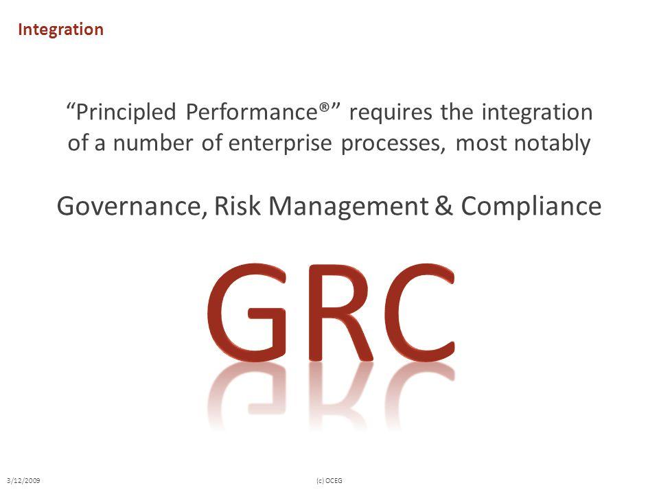 Governance, Risk Management & Compliance