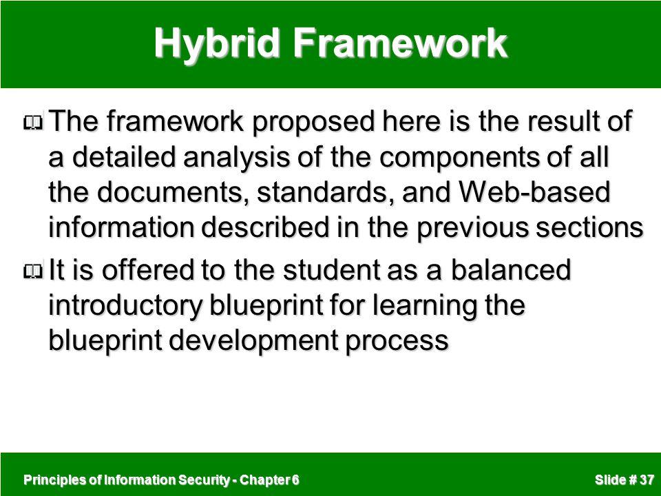 Hybrid Framework