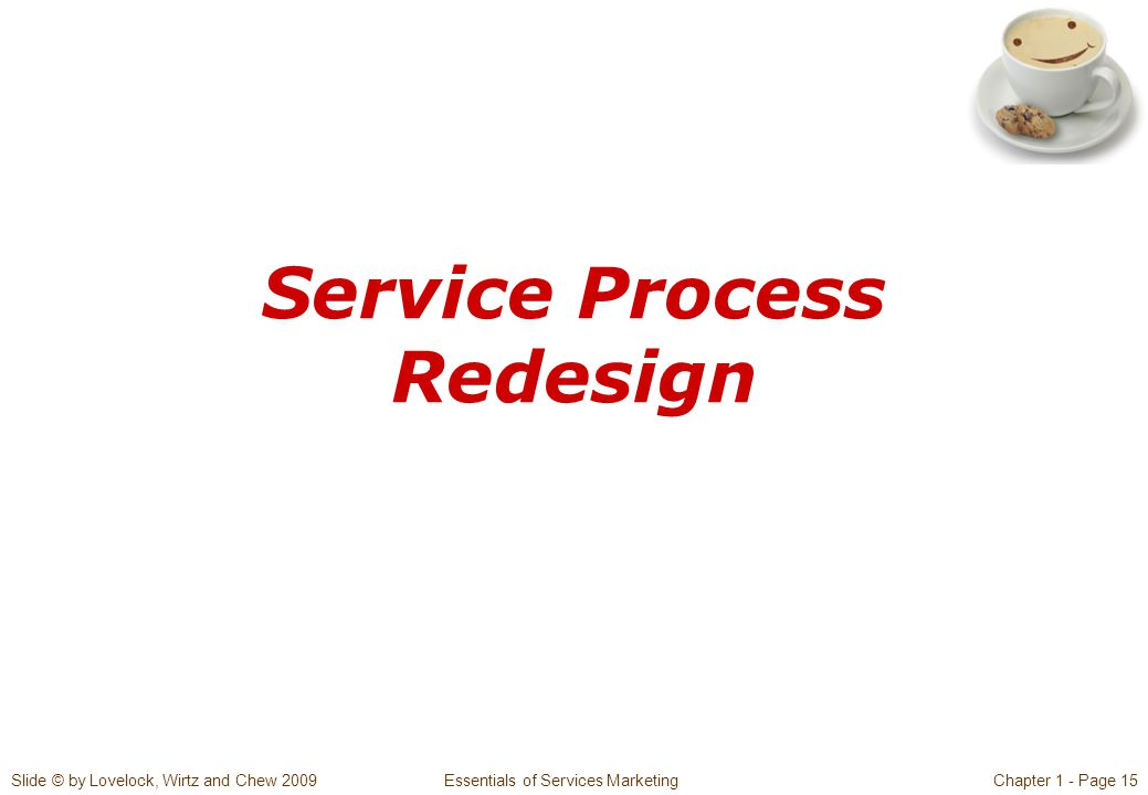 Service Process Redesign