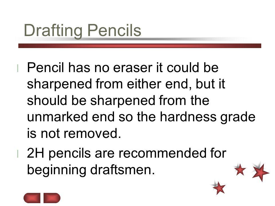 Drafting Pencils