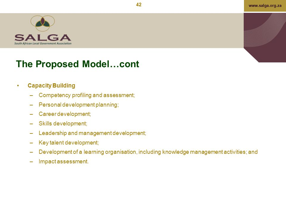 The Proposed Model…cont