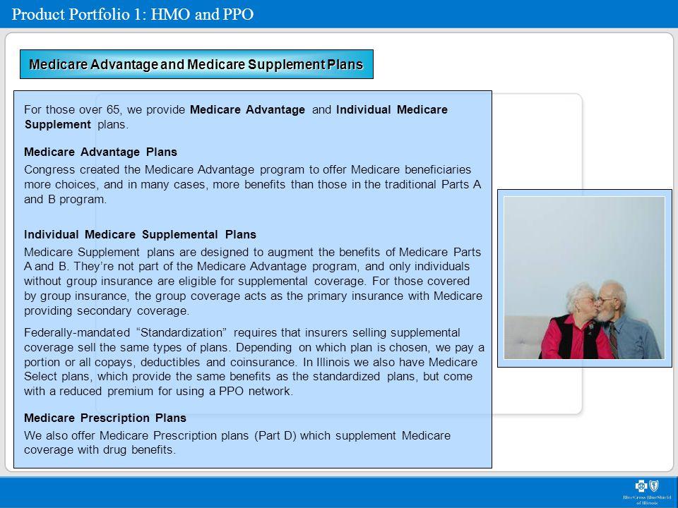 Medicare Advantage and Medicare Supplement Plans