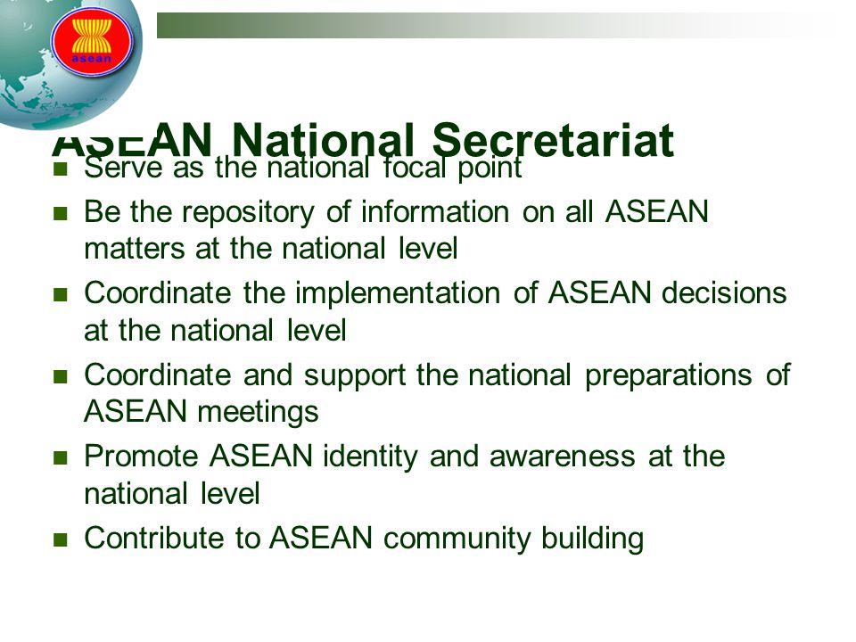 ASEAN National Secretariat