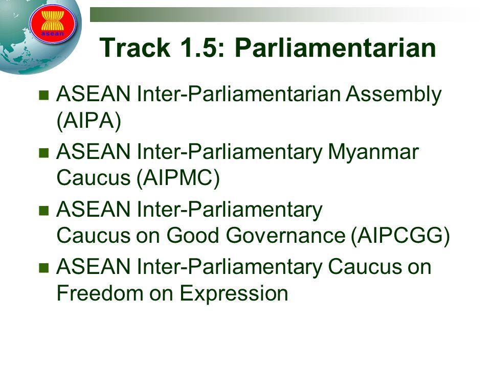 Track 1.5: Parliamentarian