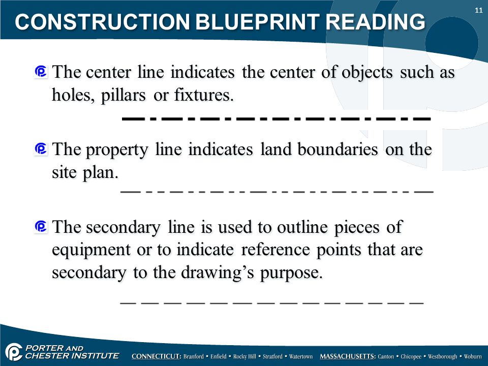 Construction blueprint reading ppt video online download for How to read construction site plans