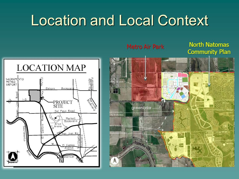 Location and Local Context