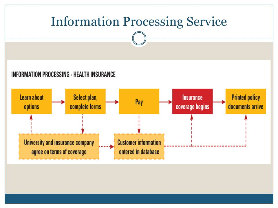 Information Processing Service