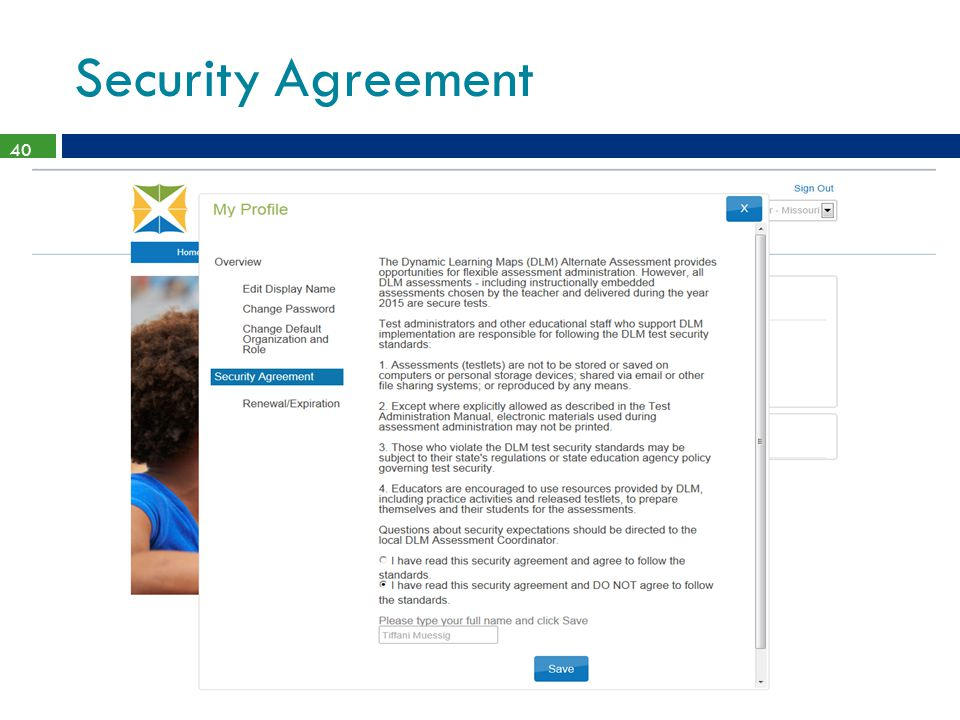 Security Agreement 40.