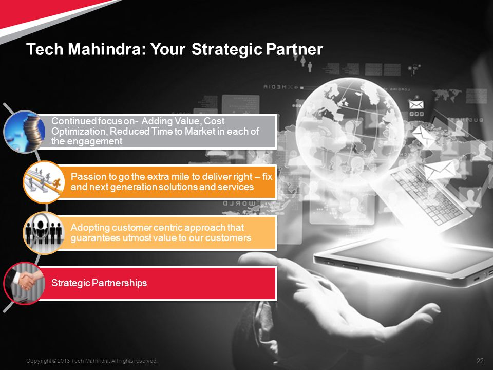 Tech Mahindra: Your Strategic Partner