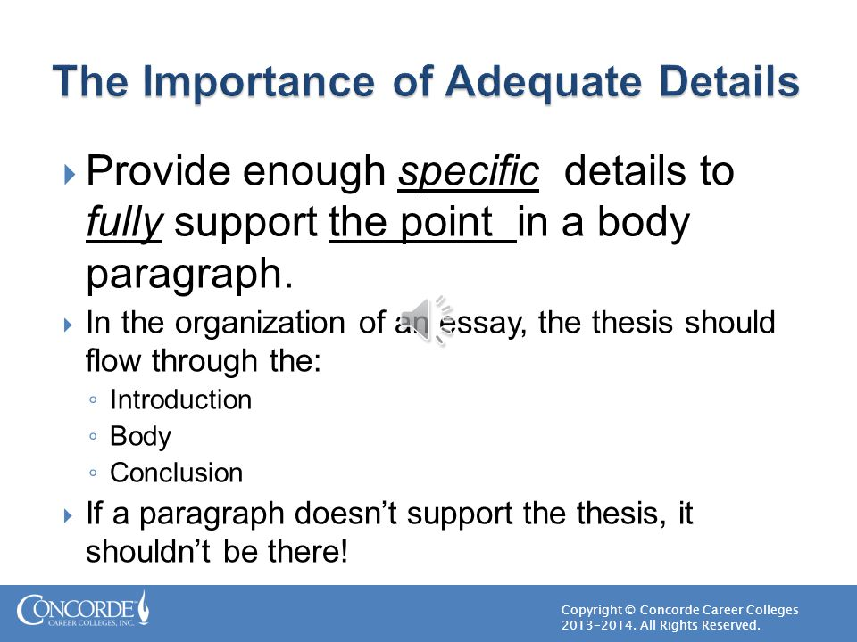 thesis introduction body outline and conclusion Narrative essay outline  structure of narrative essay: introduction, body, conclusion paragraphs.