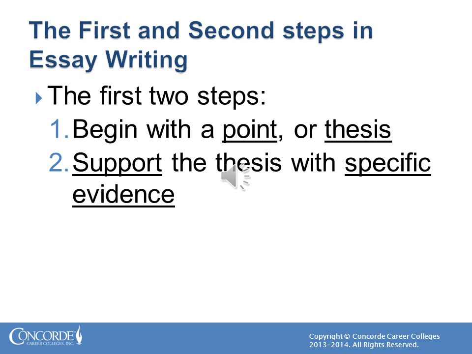 How to Write your Personal Statement in 4 Easy Steps