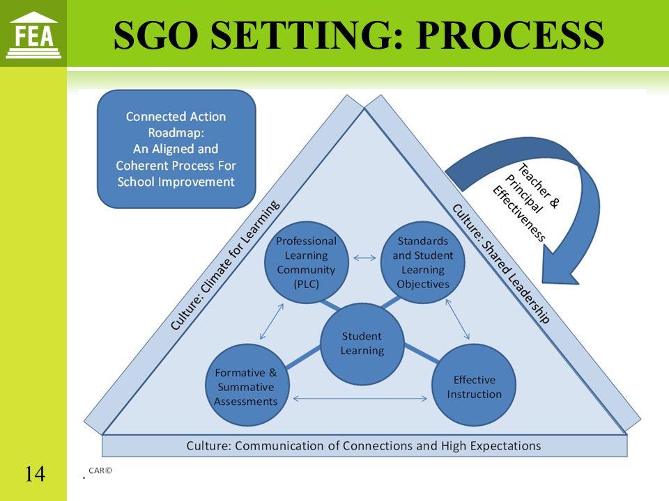 SGO SETTING: PROCESS