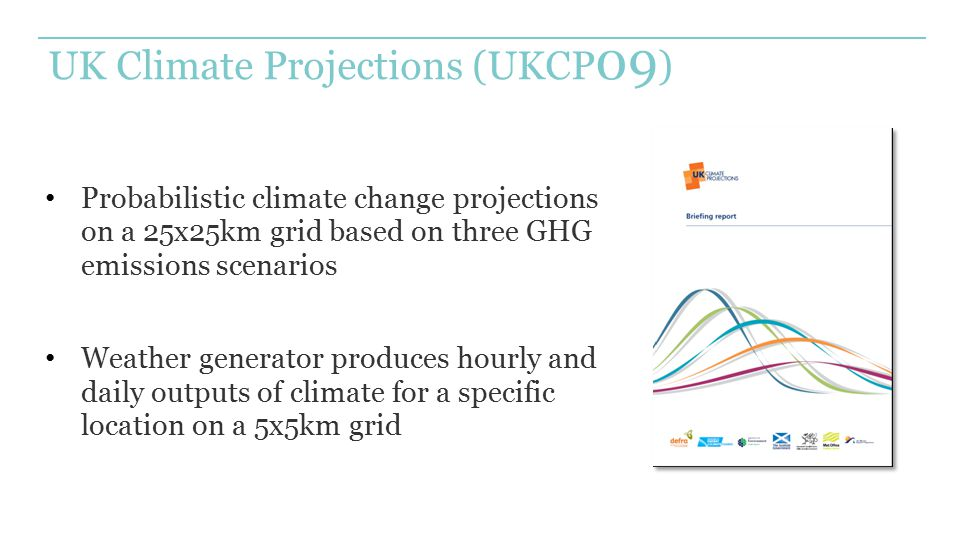 UK Climate Projections (UKCP09)