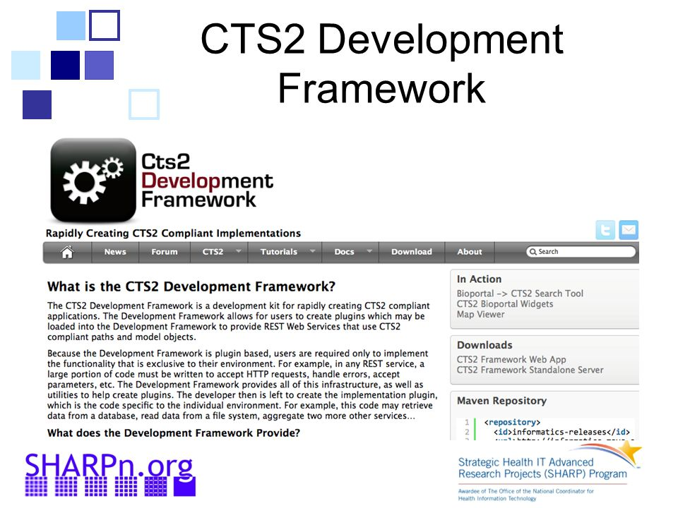 CTS2 Development Framework