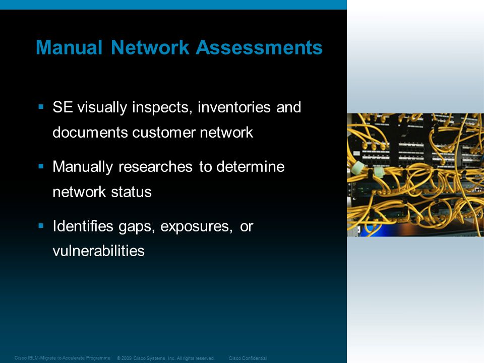 Manual Network Assessments