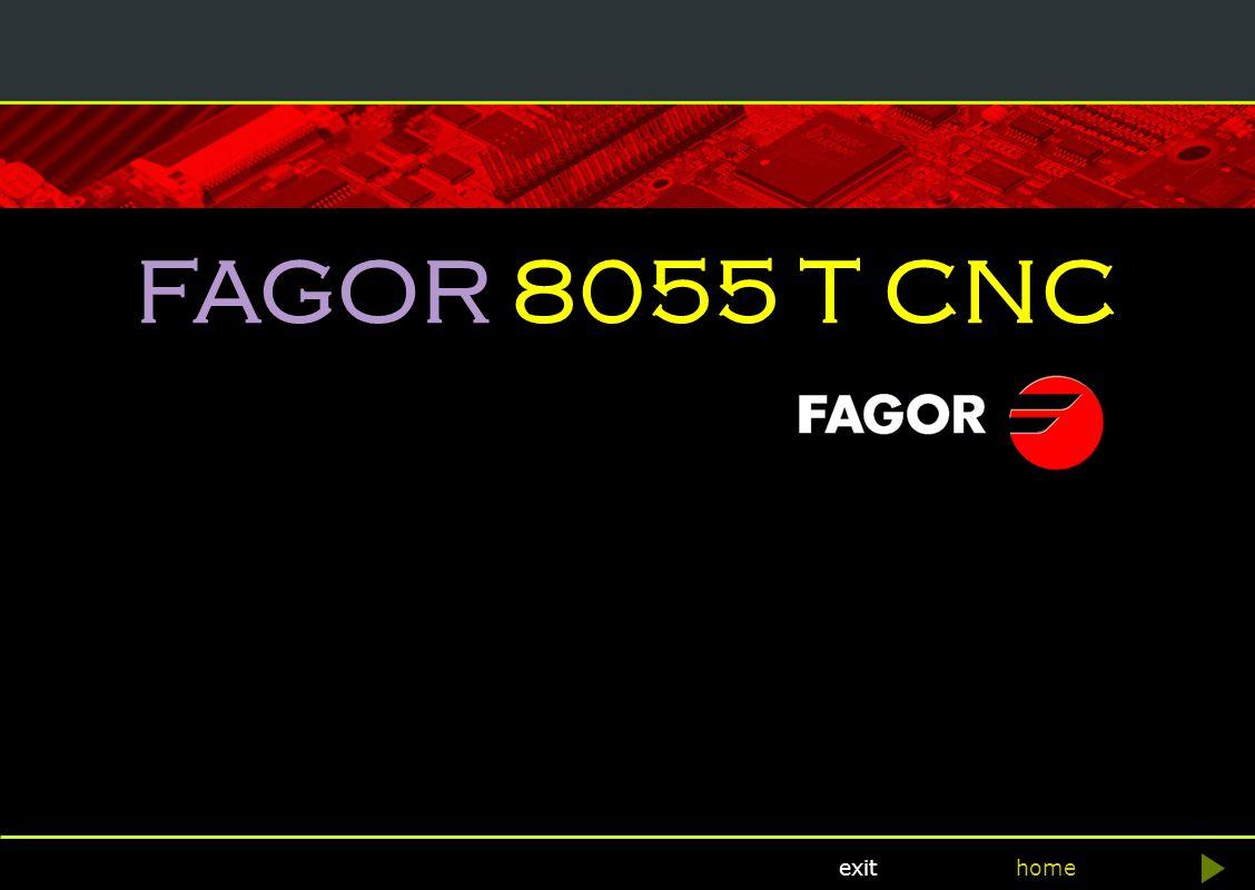 FAGOR 8055 T CNC