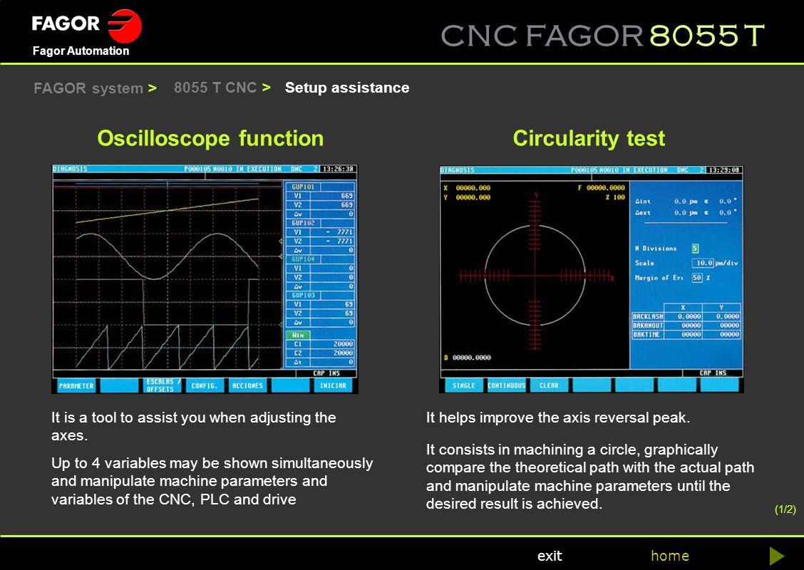Oscilloscope function