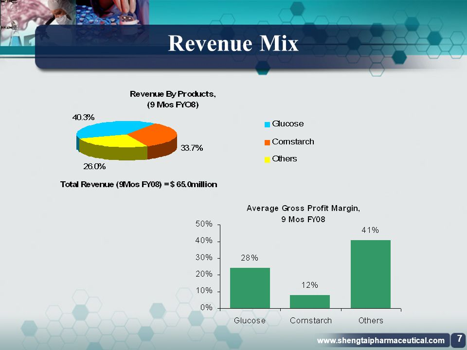 Revenue Mix 7