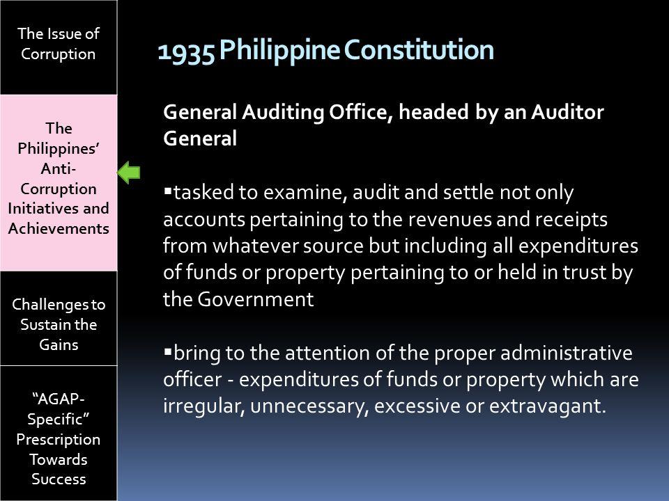 1935 Philippine Constitution