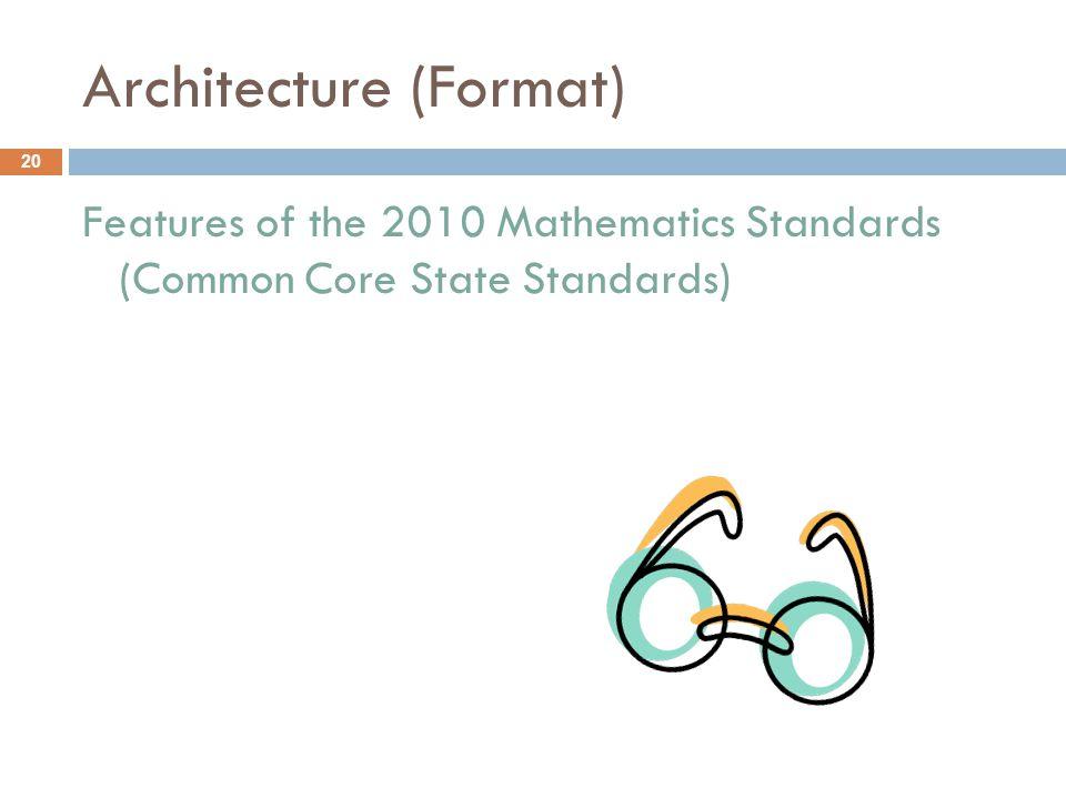 Architecture (Format)
