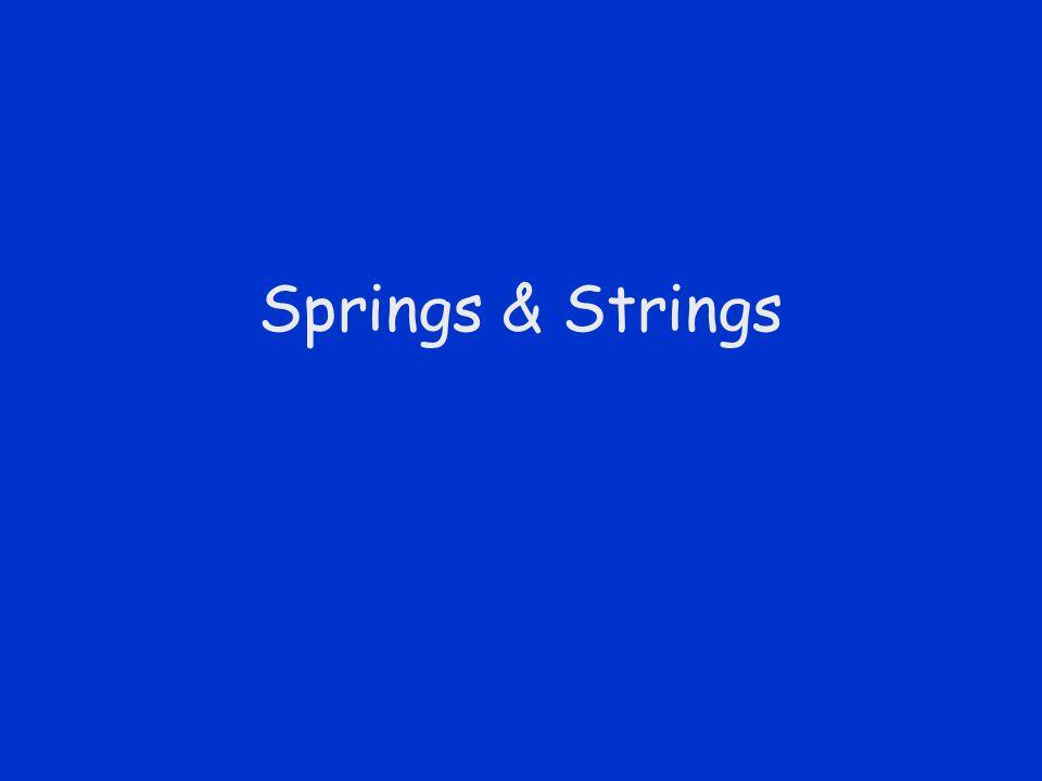 Springs & Strings